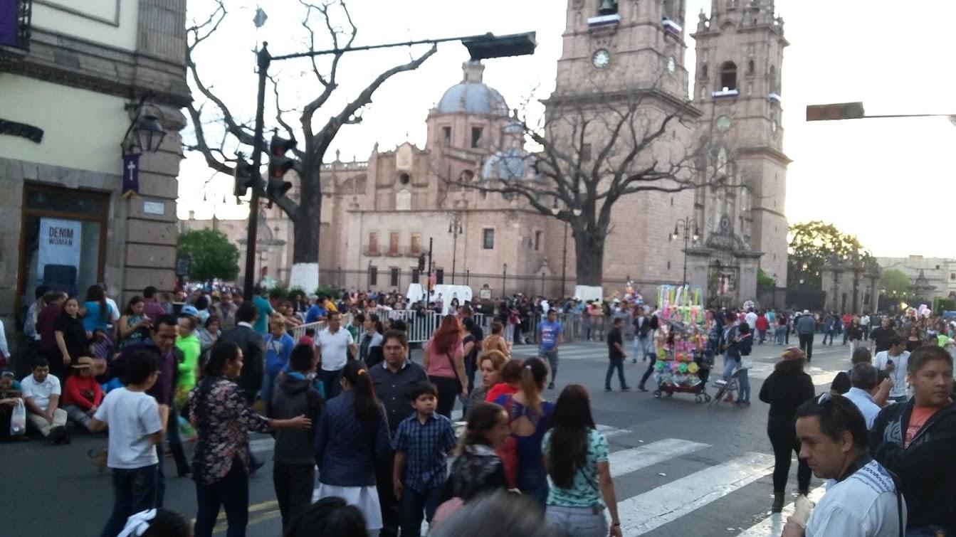 Thelma Aquique Arrieta, secretaria de Turismo Municipal, informó que se estima que en este periodo la ocupación hotelera aumente 10 puntos porcentuales más respecto al año pasado