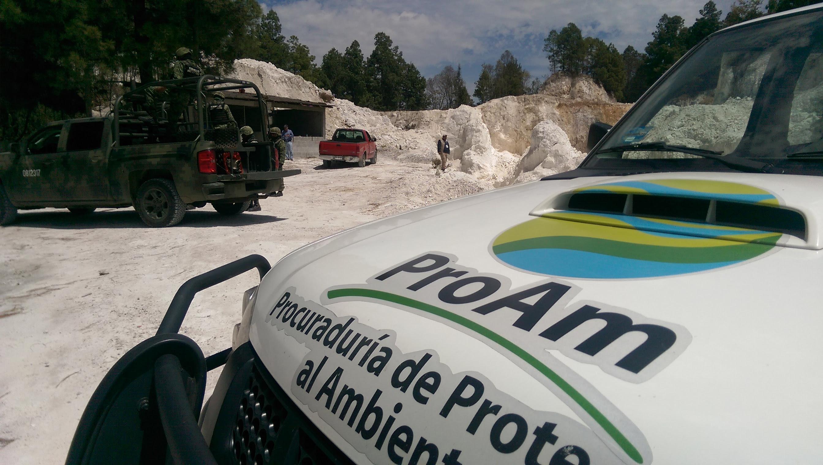 Esta acción fue acordada en el seno de la Mesa de Seguridad Ambiental Michoacana, de la administración estatal que encabeza el gobernador Silvano Aureoles