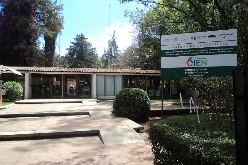 Ya se cuenta con 45 proyectos validados por el Instituto Nacional de la Infraestructura Física Educativa (INIFED), y 70 más a la espera de su validación