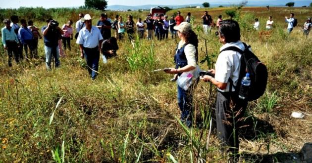 El rector de la Universidad Autónoma del Estado de Morelos, Alejandro Vera Jiménez, informó que la búsqueda de desaparecidos iniciará con pruebas genéticas a los familiares con el objetivo de crear una base de datos