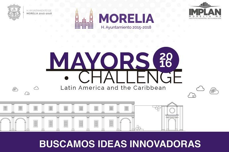 Pedro Cital, titular del IMPLAN recordó que la convocatoria lanzada por Bloomberg Philanthropies va dirigida a ciudades de Latinoamérica y del Caribe