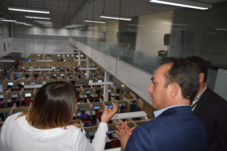 Al alza actividades comerciales, industriales, turísticas y de servicios, asegura Soto Sánchez; señala que los empleos se traducen en bienestar social