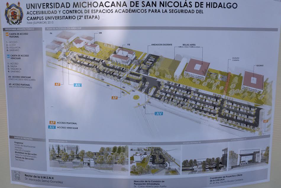 Se trata de acciones que fortalecerán la infraestructura de la Casa de Hidalgo para la academia e investigación científica