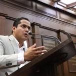 La iniciativa fue presentada por el diputado de Movimiento Ciudadano a nombre de todos los integrantes de la Comisión de Jóvenes y Deporte