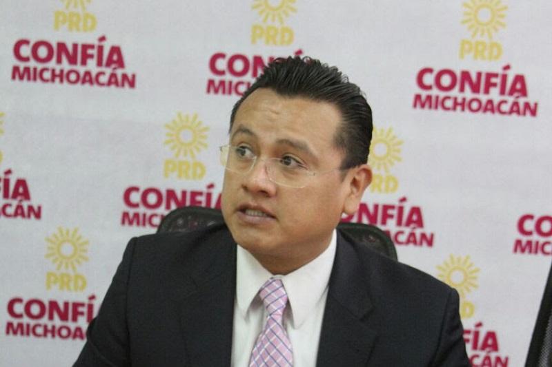 Torres Piña hizo un llamado a evitar los triunfalismos, puesto que preservar la tranquilidad de los michoacanos es una tarea que nunca puede darse por concluida
