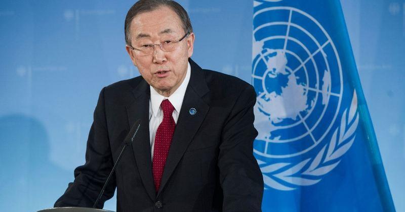 Ban Ki-Moon recordó hoy que el autismo afecta a millones de personas en todo el mundo y lamentó que no esté bien comprendido en muchos países