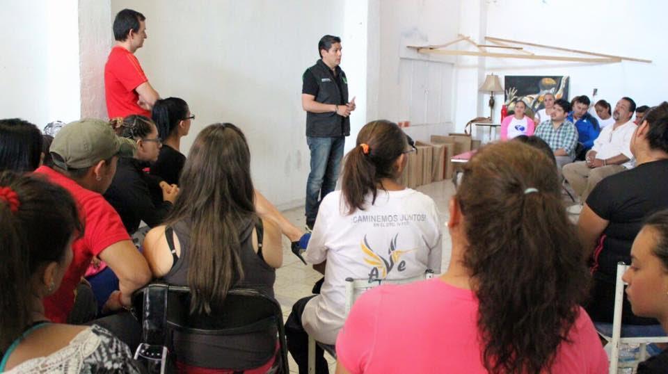 Los integrantes de Feeling Dance comentaron que este proyecto consiste en visitar los 113 municipios y activar varias colonias de Morelia con el objetivo de capacitar a jóvenes, mujeres y hombres para un trabajo que genere beneficio