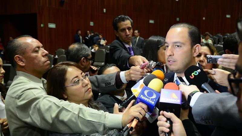 Los diputados de AN insistiremos en un verdadero cambio en la política económica: Cortés Mendoza