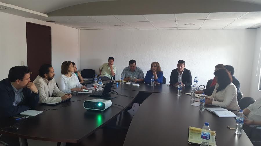 Al respecto, la comisionada presidenta de la CEEAV, Selene Vázquez, destacó la importancia de realizar este tipo de ejercicios, más aun cuando se requiere optimizar recursos humanos y financieros