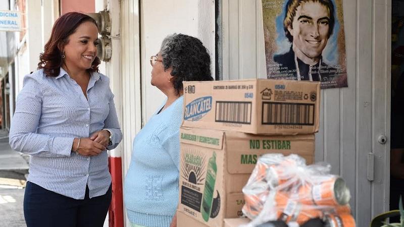 """Villanueva Cano dio el banderazo de arranque a la iniciativa """"Impulso Económico al Adulto Mayor"""""""