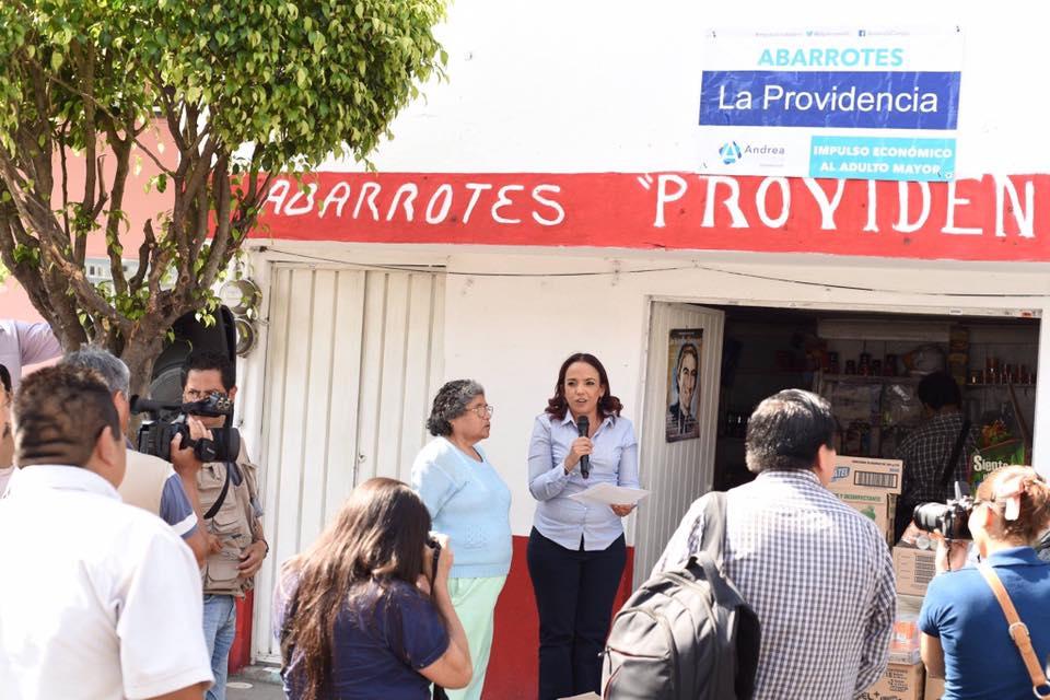 Inicialmente este programa se realiza en la colonia Félix Ireta, pero existe el interés por llevarlo a las colonias Ventura Puente y Electricistas, así como al Puerto de Buenavista y a Trincheras: Villanueva Cano