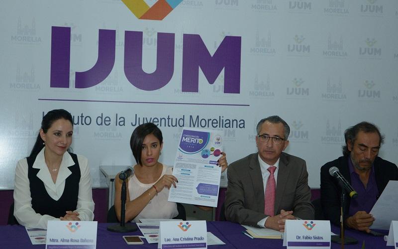 Conformado por diversos sectores sociales, el Ayuntamiento de Morelia constituyó el Consejo General para la entrega de condecoración al Mérito Juvenil 2016