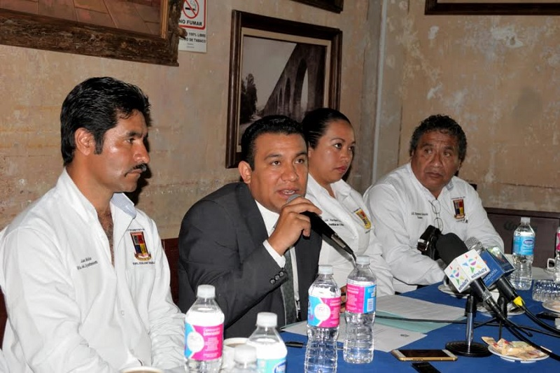 Hernández Eguiza expresó que no será irresponsable al tomar decisiones que afecten a los ciudadanos, y lamentó emitir alarma de emergencia