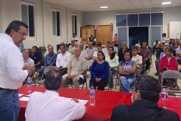 Lázaro Medina destacó que Morelia es una ciudad grande y por eso requiere de mantenimiento diariamente, por lo que es impórtate que exista cooperación y coordinación entre las autoridades y los ciudadanos