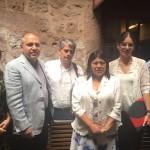 Adela Alejandre agradeció la disposición de los expertos en la materia por conceder 500 consultas gratis a igual número de pacientes de la capital michoacana