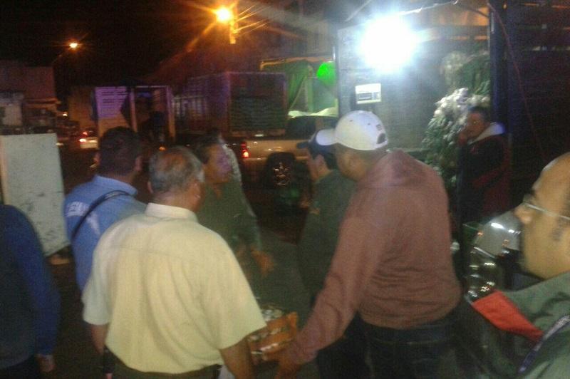 La Secretaría del Ayuntamiento encabezó un operativo en el Mercado de Abastos