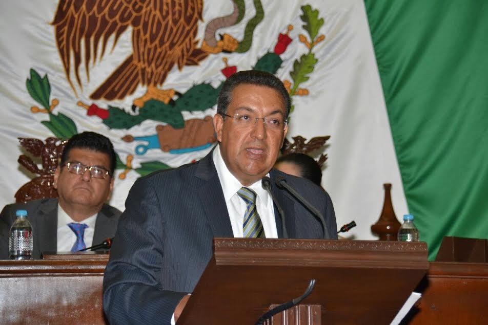 El diputado del PRI destacó que construir La Paz en Michoacán es una tarea que tiene importantes acciones que llevar a cabo