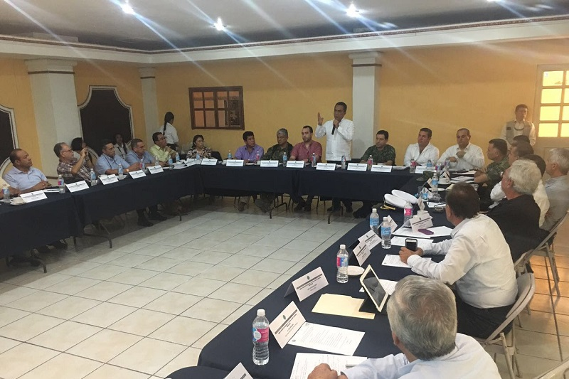 López Solís destacó que se reforzarán las acciones de prevención en materia de seguridad, así como poner en marcha programas para la rehabilitación e integración de los jóvenes en cuanto a las adicciones