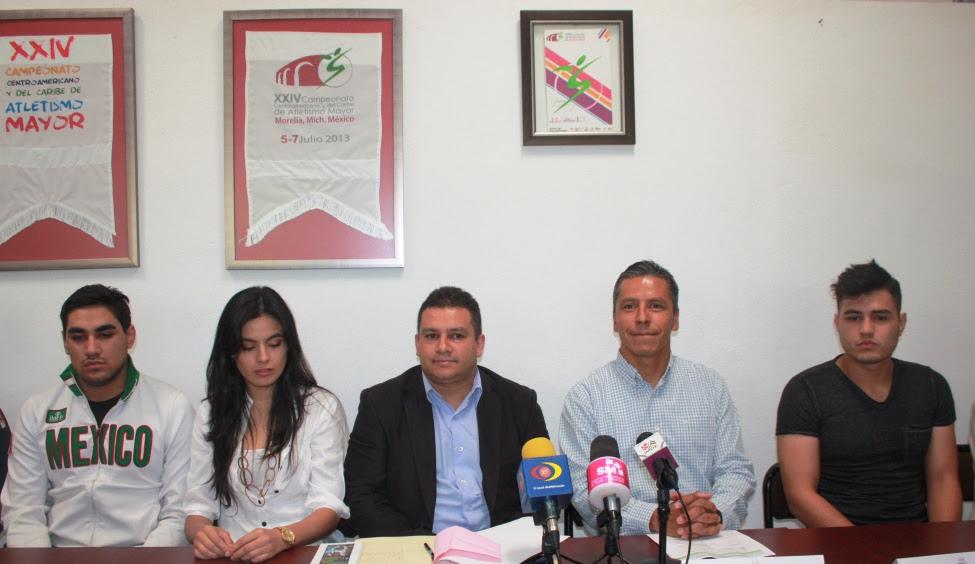 El evento contará con algunos de los elementos más destacados en el estado, como: Fernando Corral y Claudia González, quienes de esta manera siguen su proceso de preparación de cara a la Universiada Nacional