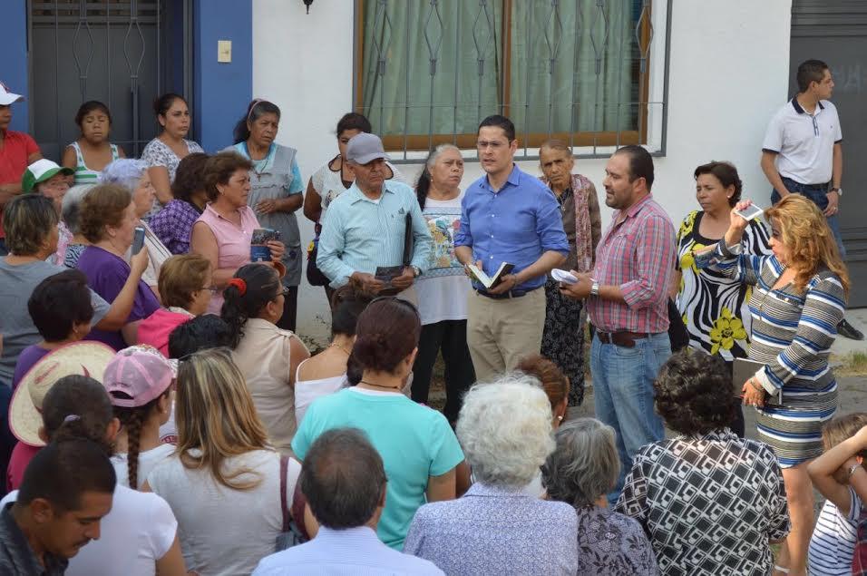 Miguel Ángel Villegas sostiene que las autoridades tienen la obligación de escuchar las propuestas de los ciudadanos