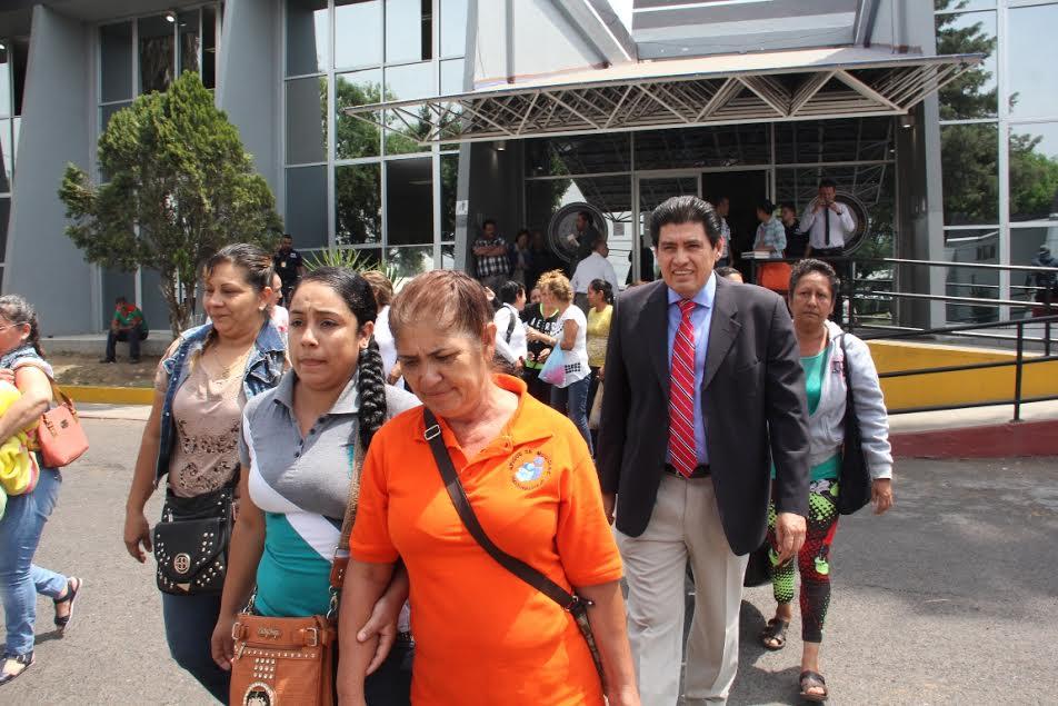 En días pasados, ese grupo de mujeres bloqueó las instalaciones de la Presidencia Municipal para exigir que se construya Ciudad Mujer  en esa localidad y no en otro municipio