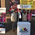 Ángel Alonso Molina, titular de la SPI, una vez más lanzó la convocatoria abierta para que todas las personas que tengan voluntad de donar un libro para las bibliotecas que existen en los pueblos originarios
