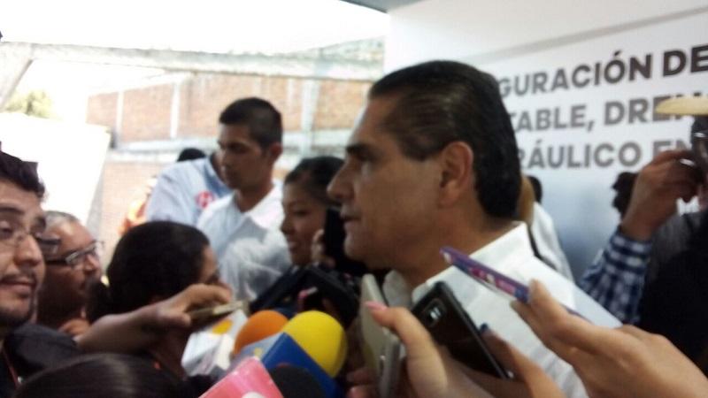 Aureoles Conejo señaló que la delincuencia organizada se ha agarrado del tema de Ciudad Mujer y lo ha usado como pretexto para confundir y así poder seguir operando