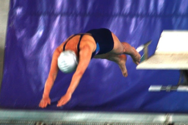 """La actividad tuvo como escenario la piscina del Complejo Acuático """"Medallistas Paralímpicos"""" de la unidad deportiva Morelos-Indeco"""
