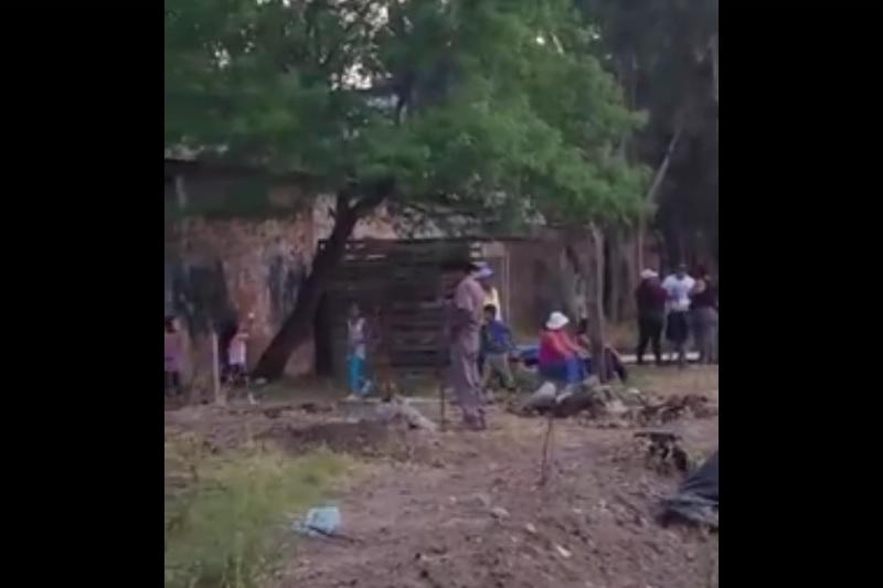 Grupos de personas que han hecho del despojo de predios su forma de vida, pululan en Morelia y sus alrededores (IMAGEN: SILVIA ESPINOSA DUARTE)