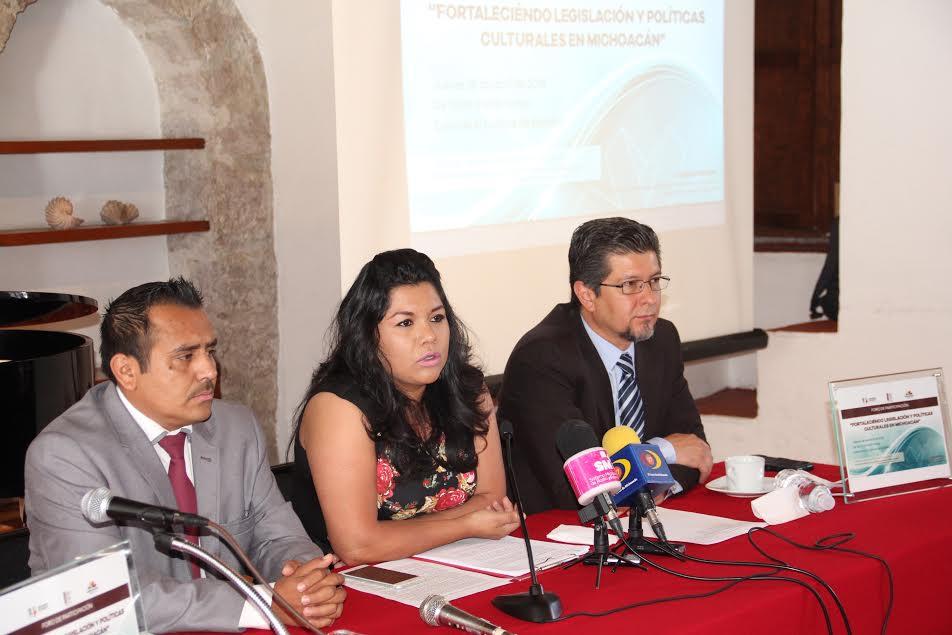 Dicho foro se realizará el próximo 28 de abril, a partir de las 10:00 horas en las instalaciones de la Casa de la Cultura de Morelia