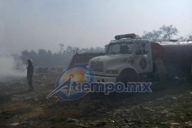 Hasta el momento no se reportan heridos en el incendio registrado en Paracho (FOTO: FRANCISCO ALBERTO SOTOMAYOR)