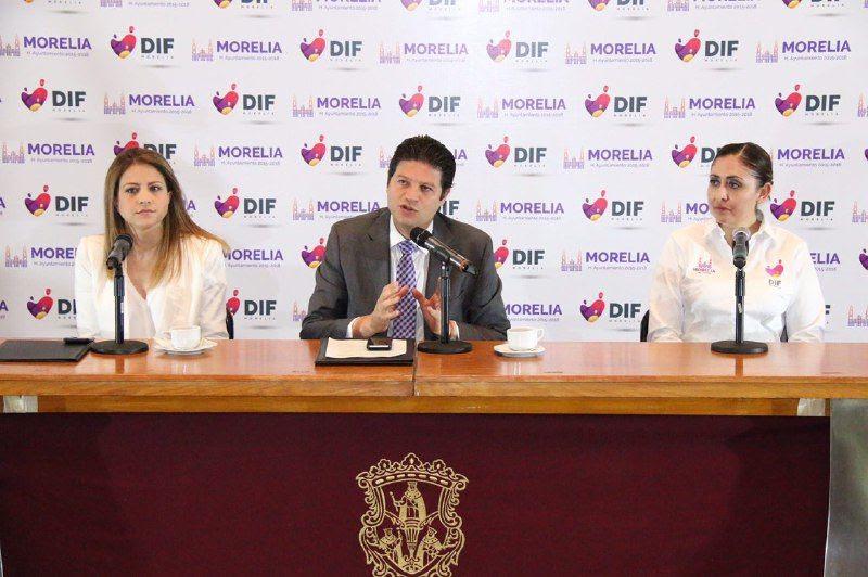 Morelia será la primera ciudad en Michoacán que alberga este evento; el evento es organizado por el DIF Morelia en coordinación con la RMCAN