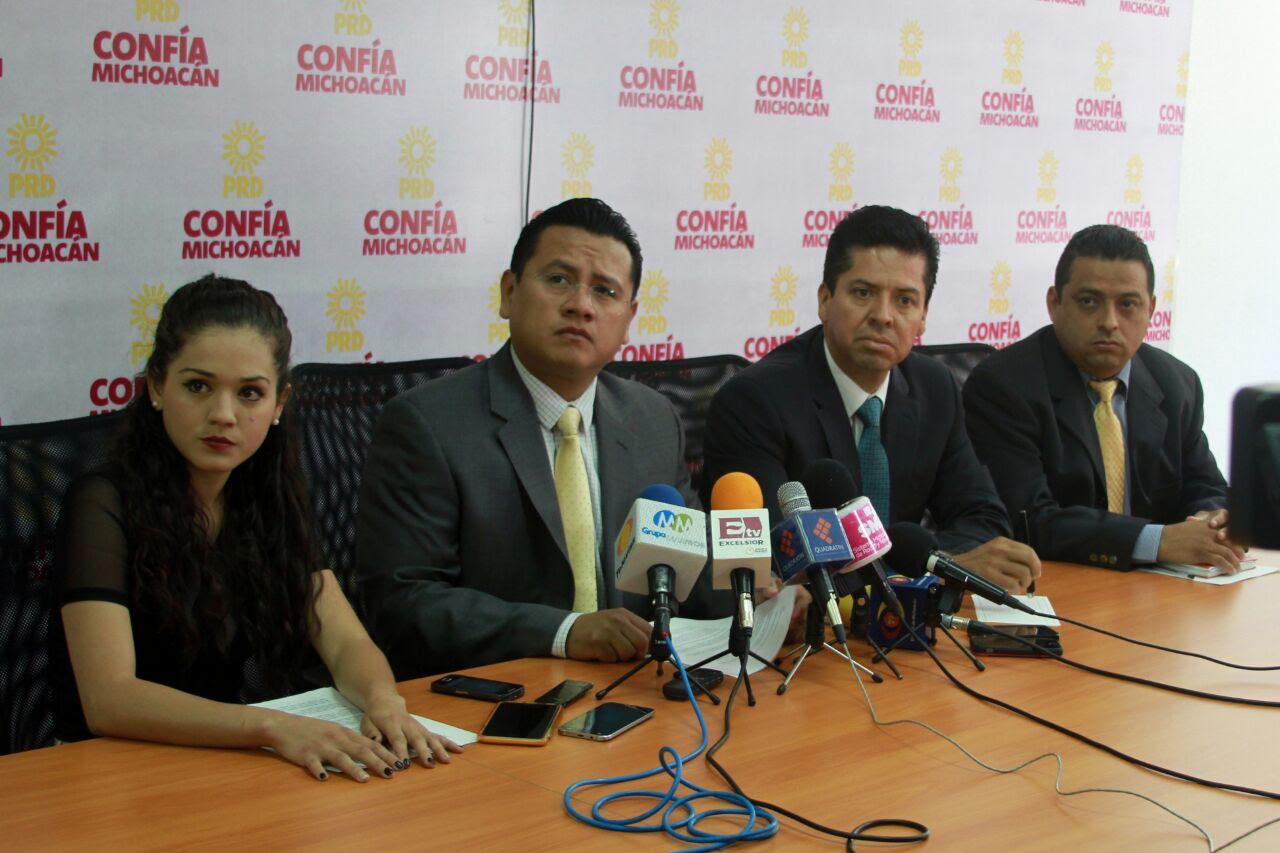 Torres Piña exhortó para que la construcción de este proyecto no se vea ni se maneje como un tema político