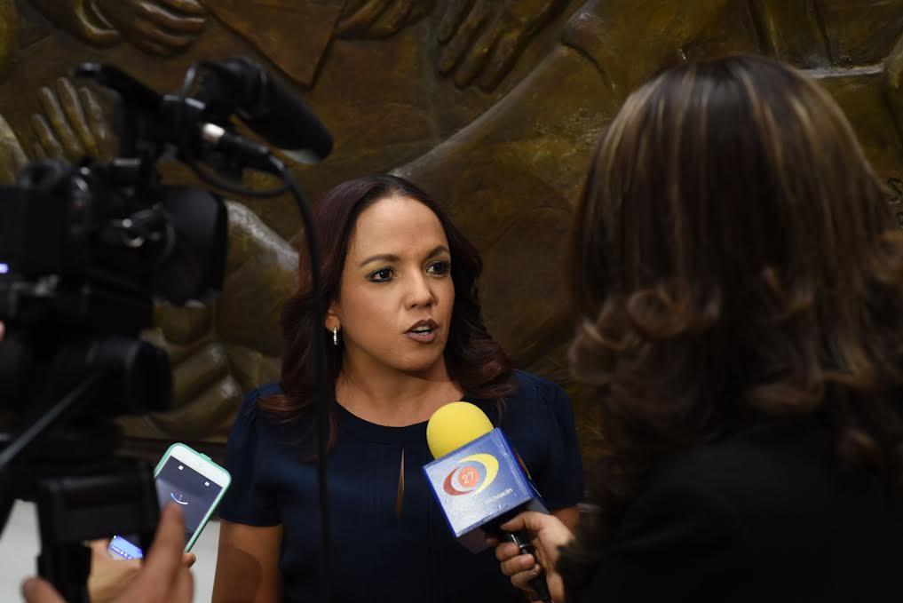 La diputada del PAN reveló que la creación de este tipo penal busca garantizar la libertad de prensa en México, la cual enfrenta mayores amenazas debido a la censura