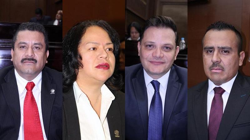 La Comisión Especial será conformada por los diputados Roberto Carlos López García, Jeovana Mariela Alcántar Vaca, Héctor Gómez Trujillo y Enrique Zepeda Ontiveros