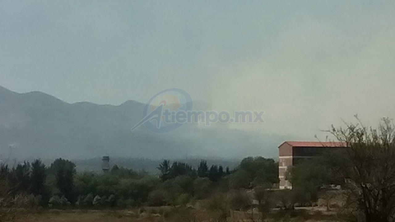Hasta el momento ha sido insuficiente la acción de las autoridades para prevenir y combatir los incendios forestales en Michoacán (FOTO: MARIO REBO)