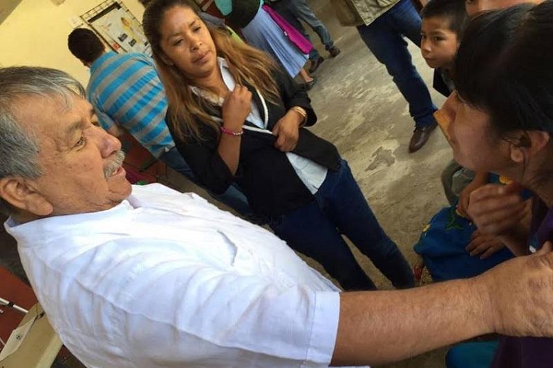 Ángel Cedillo explicó que se ofrecieron diversos servicios gratuitos a las mujeres, entre ellos medicina general, servicios dentales, resonancias mamarias, y papanicolaou, así como ultrasonidos, entre otros