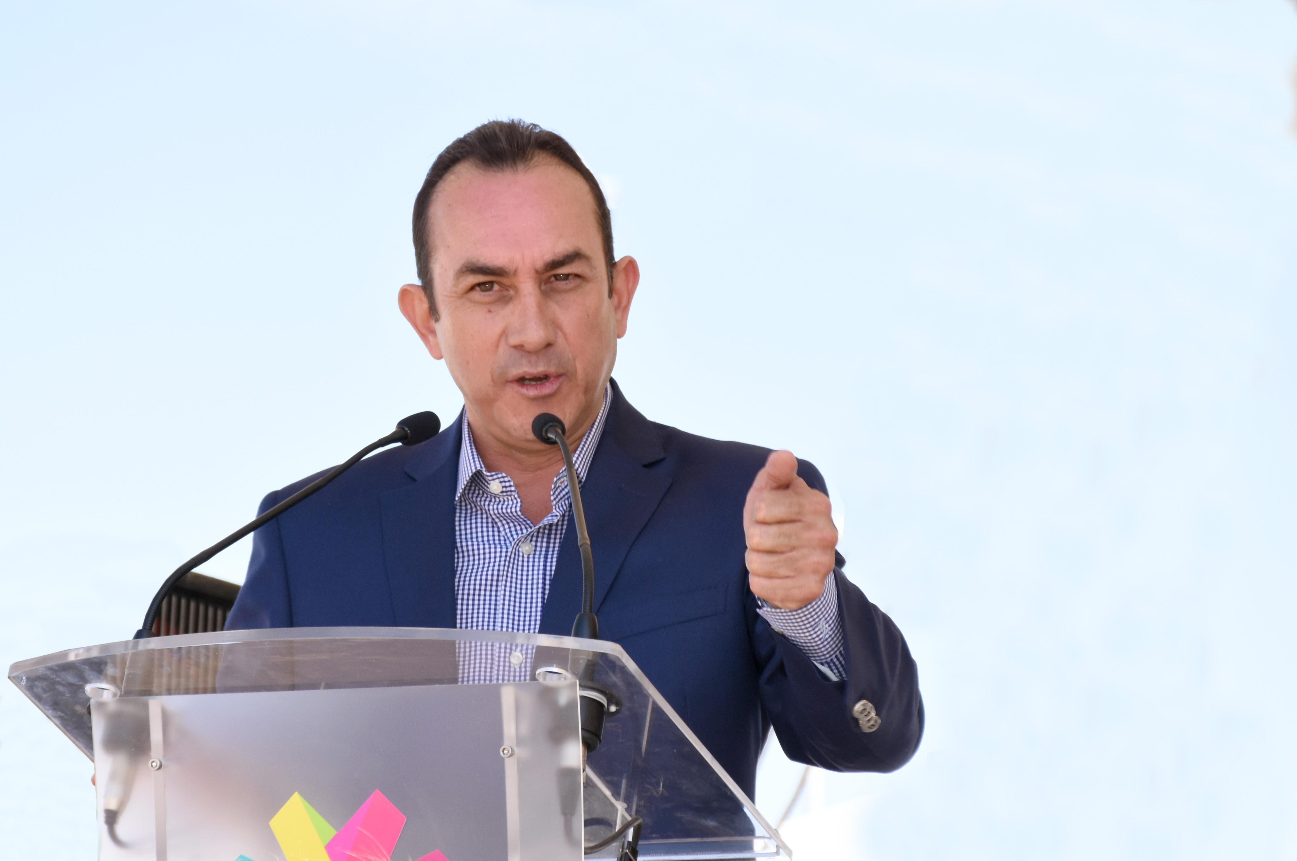Tenemos que defender a Michoacán de intereses criminales: Antonio Soto