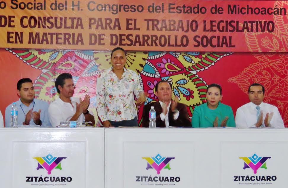 El diputado Raúl Prieto Gómez expresó que los resultados se deben ver reflejados en propuestas al término de 15 días, pues se pretende mejorar la Ley de Desarrollo Social