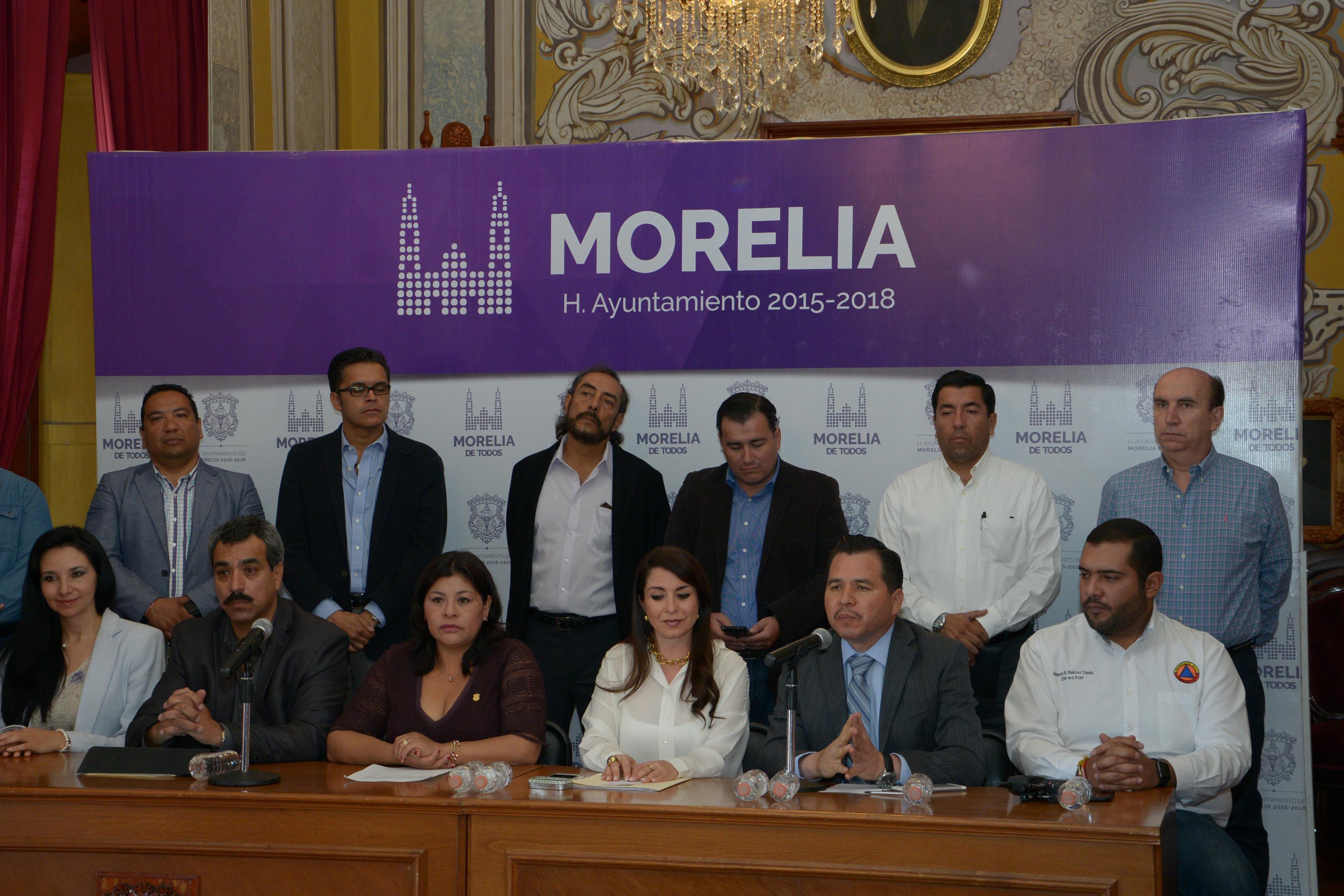 Lo anterior lo anunció en rueda de prensa la regidora y presidenta Comisión de Ecología, María Elisa Garrido Pérez, quien puntualizó que la jornada de limpieza iniciará en punto de las 8:30 horas del domingo
