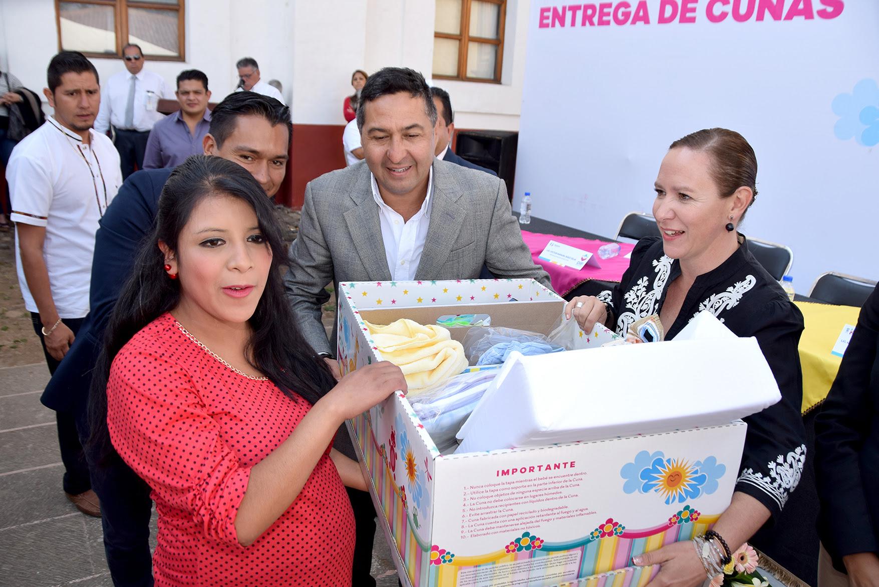 Michoacán pionero  en políticas públicas orientadas a la protección de la primera infancia