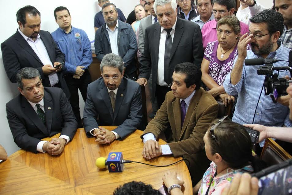 El rector de la Casa de Hidalgo ratifica que ante todo está el valor supremo de seguir formando a los profesionistas que el estado necesita.