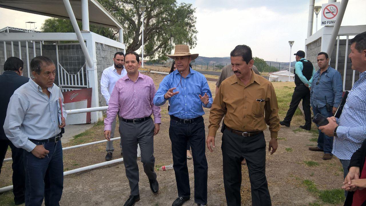 Esta expo ganadera, representa una gran oportunidad para adquirir los mejores ejemplares bovinos, aseguró Israel Tentory García