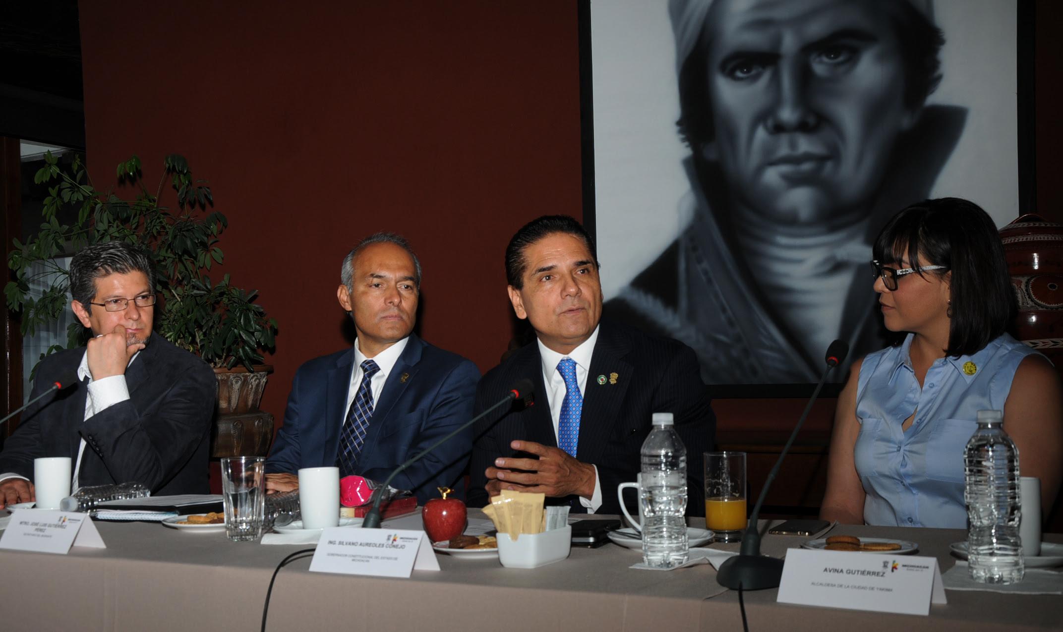 Autoridades de ambos países valoran una propuesta para que Michoacán se hermane con el estado de Washington