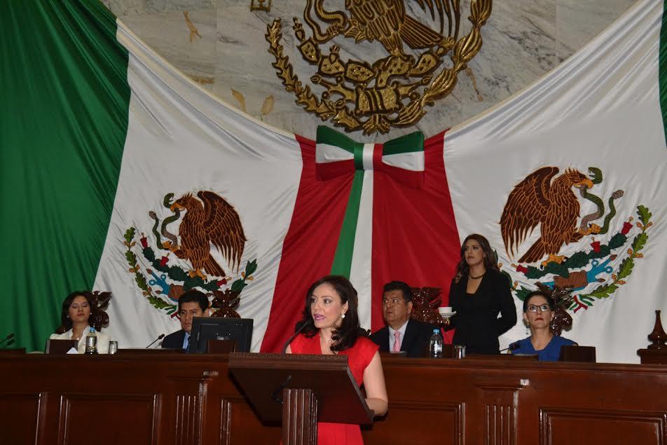 Hernández Íñiguez sostuvo en la máxima tribuna del estado, que la Ley cuya aprobación se propone, tiene por objeto impulsar la plena integración e inclusión a la sociedad de las personas con la condición del espectro autista