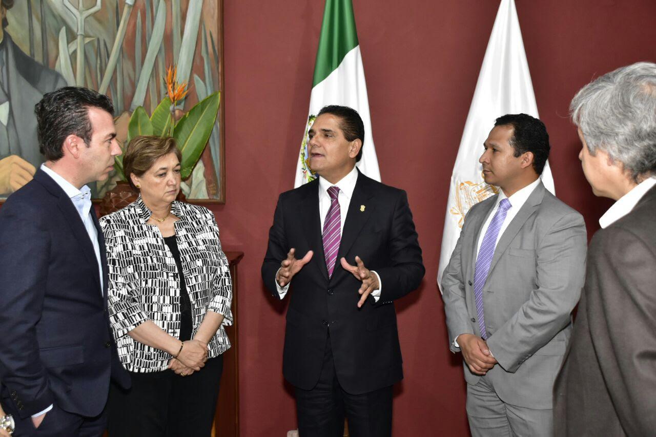 Claudio X destacó que hay importantes avances y mostró su respaldo a las decisiones de Silvano Aureoles en este rubro