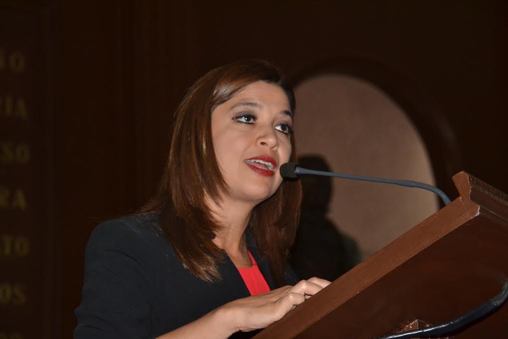 """Miranda Arévalo llamó a sus compañeros de la LXXIII legislatura a generar conciencia y hacer cambios de fondo """"en nuestros valores, privilegiando los que nos acercan como personas, como pueblos y como naciones"""""""