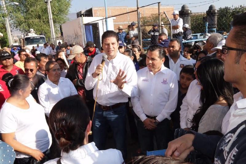 Martínez Alcázar subrayó que hace falta reforzar la cultura de la limpieza y afirmó que el no tirar basura traerá beneficios mayores en las acciones preventivas para evitar inundaciones