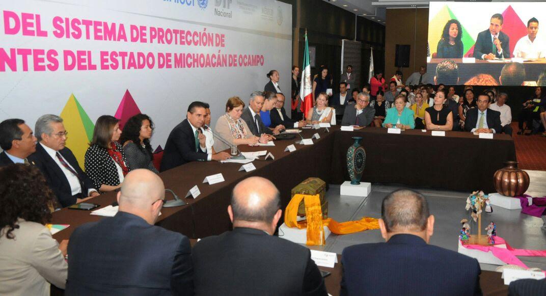 Michoacán tiene una población de 0 a 14 años estimada en un millón 300 mil personas