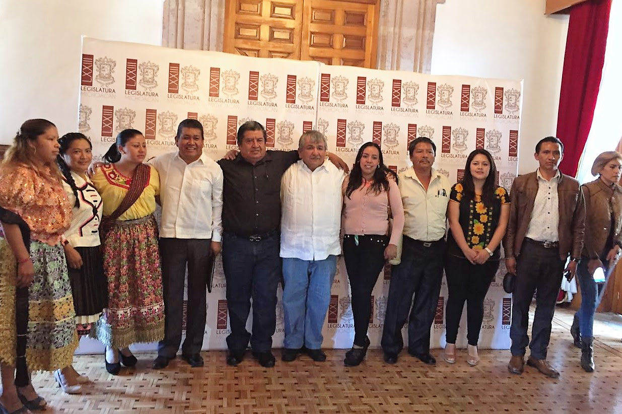 """""""Ser parte de una comunidad indígena es sentirnos orgullosos de lo que somos, por eso tenemos que atender todas las demandas"""": Ángel Alonso Molina"""